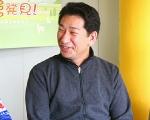 車いすカーリング 旭川キュー斗の坂本ツヨシさん