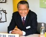 天塩川温泉 営業部長 桑原 幸久さん