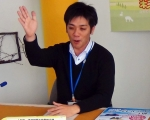 士別市経済部商工労働観光課 主任主事 西川 剛さん