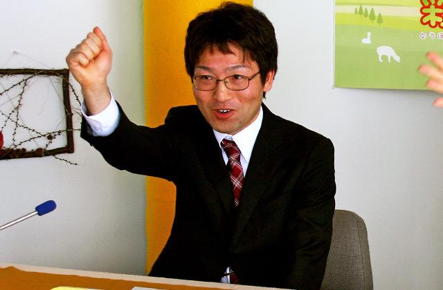 士別市市立博物館 学芸員 森 久大さん