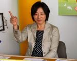FMなよろ 局長 兼 天塩川流域活性化コンソシーアム 責任者 伊藤 美和子さん