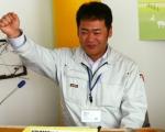 剣淵町農業振興センター 管理係長兼業務第2係長 板東 美明さん