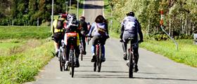 サイクリング 剣淵町でいいとこ探し