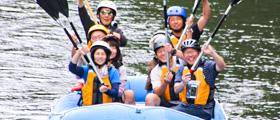 川下り体験参加者募集中