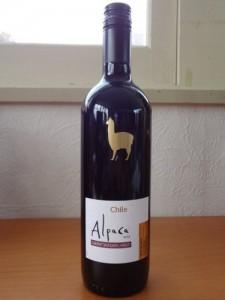 赤ワインAlpaca