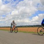 サイクリング中2