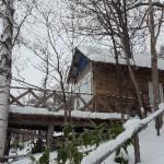 冬の秘密基地