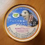 金時豆アイス